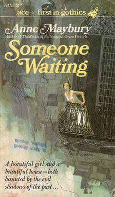 Anne Maybury: Someone Waiting