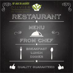 Plats du jour - Suggestions - Menu Brasserie  Semaine du 17 au 21 août  contact@hotel-olivier.com  Tél: + 352 313 666 View menu click link http://hotel-olivier.com/wp/plats-du-jour-suggestions-menu-brasserie/