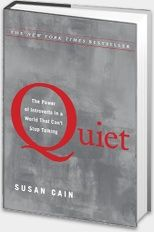 Quiet: The Power of Introverts in a World that Can't Stop Talking....would really like to read this :)