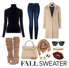 """""""Ready to winter❄️️"""" by ghita-ananda on Polyvore featuring M.i.h Jeans, 2LUV, mel, Steve Madden, Hermès, BP., rag & bone, Smoke x Mirrors, Lime Crime and Chanel"""