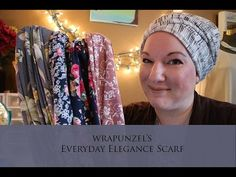 Wrapunzel's Everyday Elegance Scarf