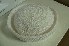 Crocheting a child's sailor cap is easy with my free pattern!