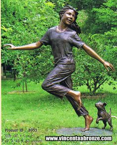 If you need child sculpture do not hesitate to contact Vincentaa at info@vincentaabronze.com Welcome to visit Vincentaa latest project - Bronze Worriors Statues http://www.vincentaabronze.com/gallery/bronze-worriors-statues/