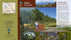 Bates State Park by Oregon Parks and Recreation