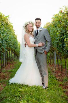 Charlottesville, VA Winery Wedding