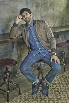 Aditya Roy Kapur. Bollywood Actors.