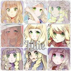 Lillie♡