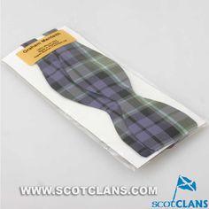 Clan Graham Silk Tar