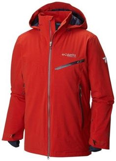 Columbia Men's Carvin' Insulated Jacket