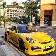 Porsche 911 Turbo S TechART