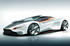 アストン・マーティン、V8搭載のスーパーカーは2022年登場か - 海外ニュース | オートカー・デジタル - AUTOCAR DIGITAL