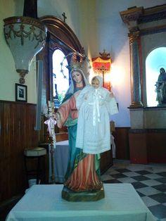 Virgen dela Candelaria. Alboloduy #Alpujarra #Almería