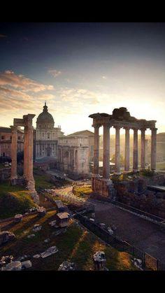 Cité Antique. Rome