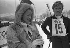 Camilla Sparv and Robert Redford