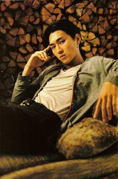 Matsuda Shota Television Homme Vol.1 Dec 2007