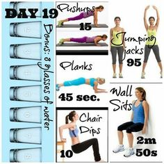 Healthy, Fast & Easy Weight Loss: 90 Day Challenge Workouts: Days 1 through 9 Weight Loss Success Stories, Weight Loss Goals, Easy Weight Loss, Weight Loss Motivation, Fitness Motivation, 30 Day Workout Challenge, Water Challenge, Challenge Group, Challenge Accepted