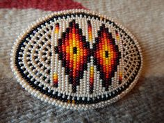 Native American jewelry belt buckle fancy southwest jewelry quarter horse pow wow Cherokee  paint horse  hand made Texas Ca.  saddle by CherokeeKachinaCasey on Etsy