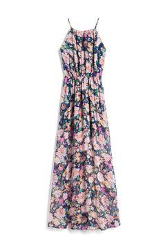 Stitch Fix Spring Trends: Floral Maxi Dress