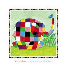 Afbeeldingsresultaat voor afbeelding elmer de olifant