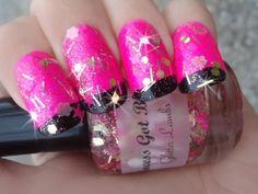 Princess Got Bling Nail Polish by GlitterLambsPolish on Etsy, $5.95