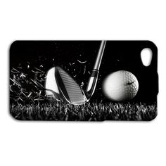 Nike Golf Black Cute Sport iPhone Case Phone Cover 4, 4s, 5, 5s, 5c