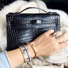 Hermes & Cartier..