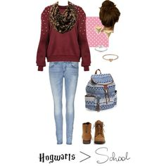 """""""Back To School"""" by theresek4444 on Polyvore"""