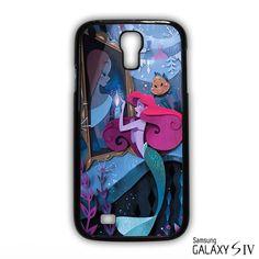 Ariel disney the little mermaid for Samsung Galaxy S3/4/5/6/6 Edge/6 Edge Plus phonecases
