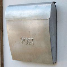 Metal Post Box