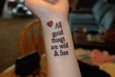 Wrist Tattoo # 142