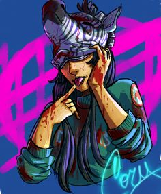 Hotline Miami Corey