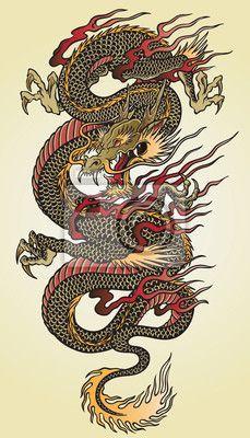 dragon japones - Buscar con Google