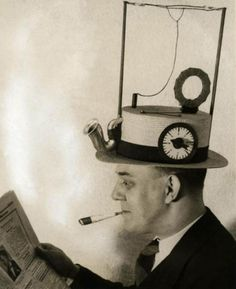 Interestingly Strange Inventions of the Past [22 Pics] | I Like To Waste My Time