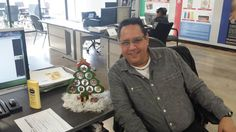 Jose from Southeast Graphics dept is on Santa's nice list in 2014!