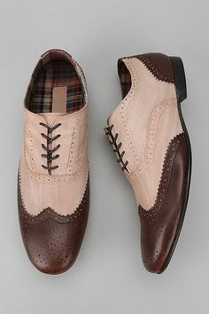 Bed Stu Ellington Wingtip Oxford