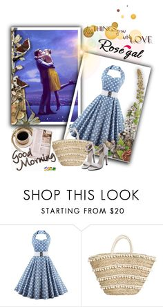 """""""Win $20 Cash from Rosegal"""" by newoutfit ❤ liked on Polyvore featuring vintage"""