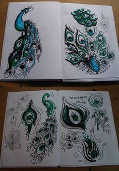 brainstorm - peacock