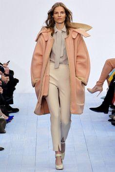 Sfilata Chloé Parigi - Collezioni Autunno Inverno 2012-13 - Vogue