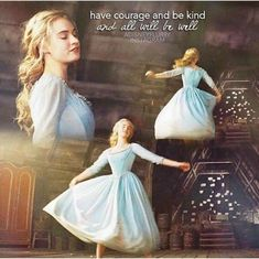 Walt Disney, Disney Magic, Disney Art, Cinderella 2015, Disney Princess Cinderella, Cinderella Quotes, Princess Diana, Disney Princess Quotes, Disney Movie Quotes