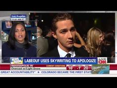 Shia Labeouf Offers Apology For Plagiarism