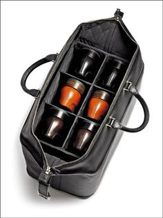 Bally men's shoe bag. Fit for any gentleman.