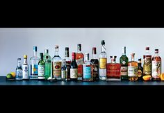 Essential Bottles For Your Home Bar