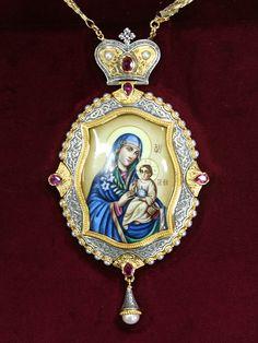 Enamel Jewelry, Glass Jewelry, Antique Jewelry, Jewellery, Grand Cross, Victorian Life, Cross Art, Byzantine Art, Antique Paint