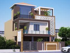 Simple House Exterior Design, Best Modern House Design, Latest House Designs, House Front Design, Small House Design, 3 Storey House Design, Bungalow House Design, Architect Design House, House Architecture Styles