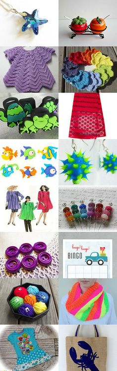 Colorful Life by Alesja Filipe on Etsy--Pinned with TreasuryPin.com