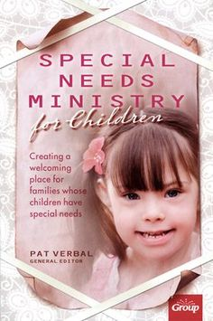 Are you starting or expanding a special needs ministry? This collection of case studies and practical advice will help you address the concerns of children with special needs -and their families. You'll learn to: develop and organize a program, recruit volunteers, publicize and promote the work, and more.