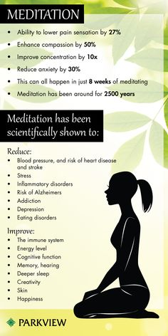 Making a case for meditation with the scientifically proven benefits.