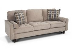lizzie 92 sofa sofas living room bobs discount furniture - Bobs Living Room Sets