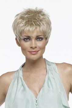 Today we have the most stylish 86 Cute Short Pixie Haircuts. We claim that you have never seen such elegant and eye-catching short hairstyles before. Pixie haircut, of course, offers a lot of options for the hair of the ladies'… Continue Reading → Haircut For Older Women, Short Hair Cuts For Women, Short Hairstyles For Women, Short Cuts, Funky Short Hair, Short Grey Hair, Undercut Hairstyles, Pixie Hairstyles, Wedge Haircut