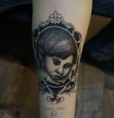 #portrait #tattooportrait #tattoos #tattoolove #love #tattooart #dövmesanatı #izmirdövmeci http://www.instagram.com/tattoo_dodo http://www.tattoododo.com/ http://www.facebok.com/@tattoododo  Tel:0546 884 1912